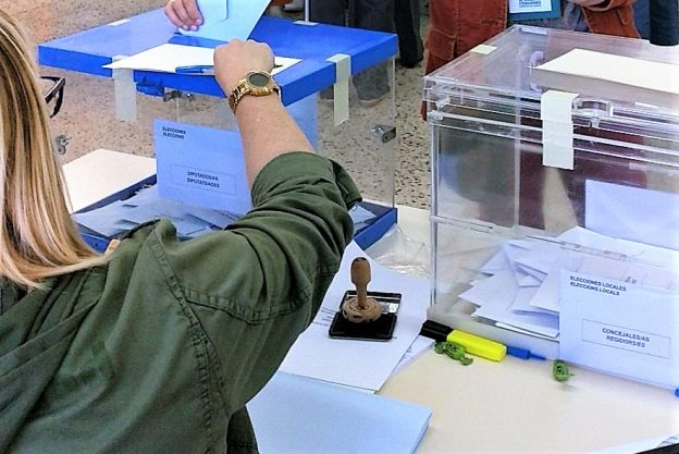 #14F eleccions on no tothom tenim dret a votar