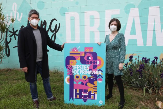 Festes de Primavera 2021: Cartell feminista i programa reduït