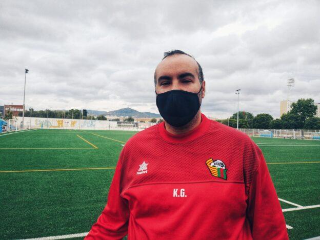 """Karem El Griri: """"Per mi el futbol és cada vegada més per a les elits"""""""