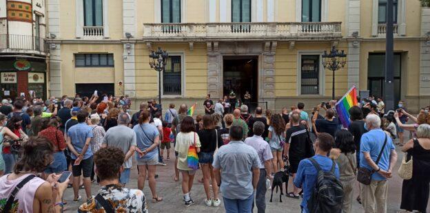 L'Hospitalet condemna la violència contra el col·lectiu LGTBIQ