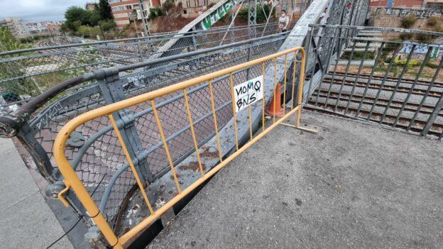 Denuncien que les reformes al Pont de la Torrassa no respecten el valor estètic de la infraestructura històrica